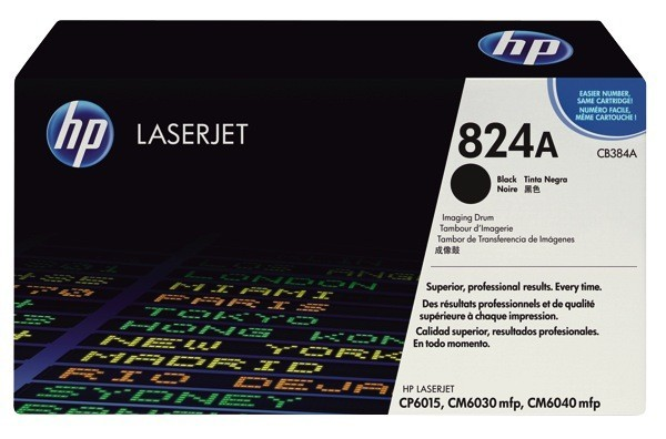 Ori. HP Color Laserjet Imaging Drum CB384A black - reduziert