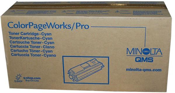 Original Konica Minolta Toner 0940701 cyan - Neu & OVP