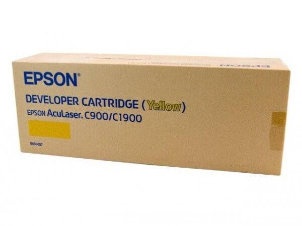 Epson AcuLaser Toner S050097 yellow - reduziert