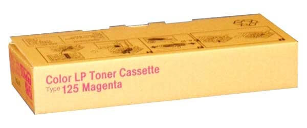 Ricoh Toner 400840 Type 125 magenta - reduziert