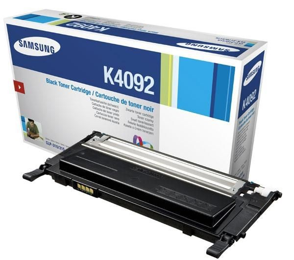 Original Samsung Toner CLT-K4092S black - reduziert