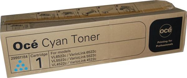 Original Oce VarioLink Toner 29951184 cyan - reduziert