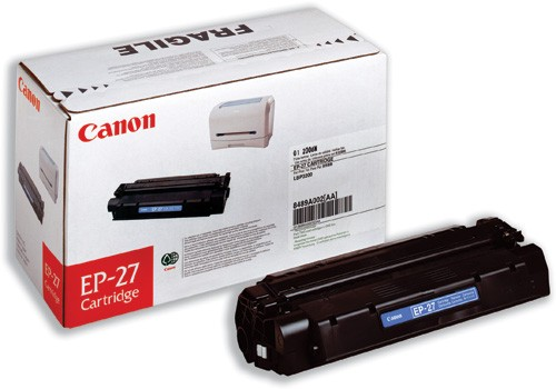 Original Canon EP-27 Toner 8489A002 black - reduziert