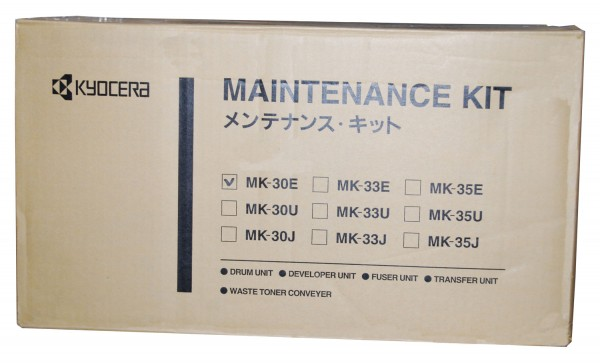 Original Kyocera Maintenance Kit MK-30 - Neu & OVP