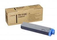 Original Kyocera Toner TK-510C cyan - Neu & OVP