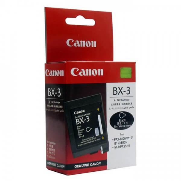 Original Canon BX-3 Tinte 0884A002 black - Neu & OVP