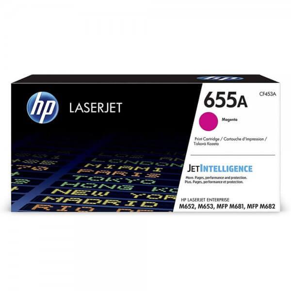 HP Toner CF453A magenta