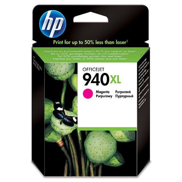 HP 940XL Tinte C4908AE magenta - C-Ware
