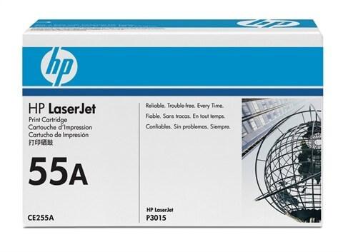 HP Laserjet Toner CE255A black