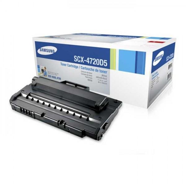 Original Samsung Toner SCX-4720D5 black - Neu & OVP