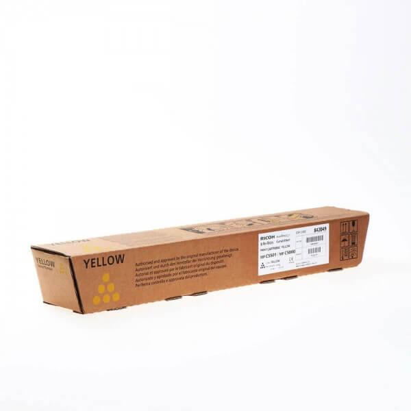Ricoh MP C5000 Toner 842049 yellow