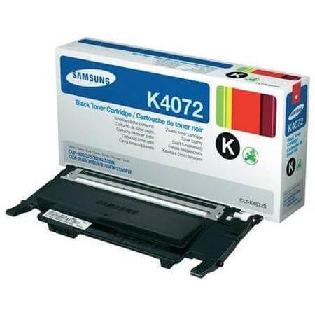 Samsung Toner CLT-K4072S black - reduziert