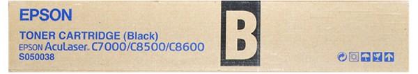 Original Epson Toner S050038 black - reduziert
