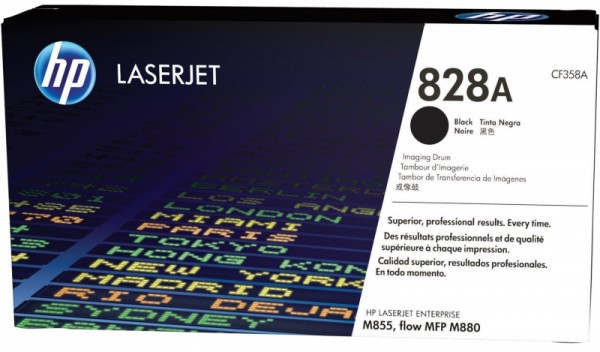 HP Color Laserjet Imaging Drum CF358A black - reduziert