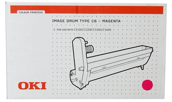 OKI Image Drum 43870006 magenta