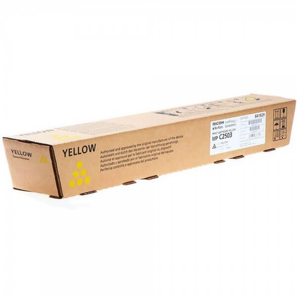 Ricoh Toner 841926 yellow - reduziert