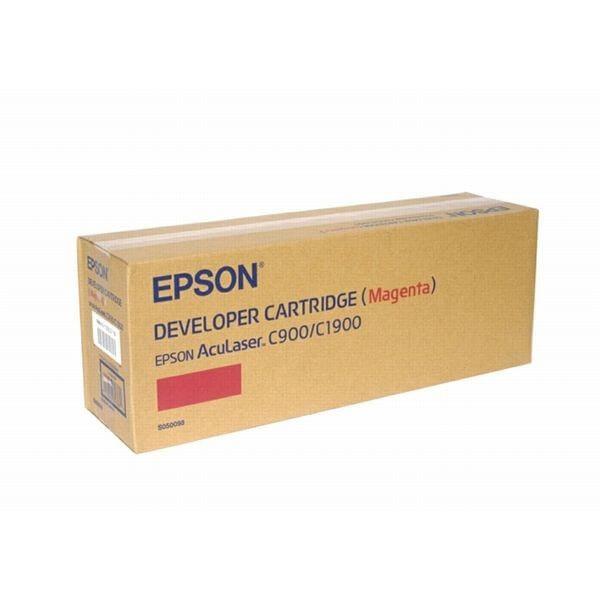 Original Epson AcuLaser Toner S050098 magenta - reduziert