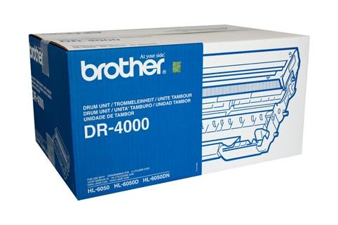 Original Brother Drum DR-4000 black - reduziert