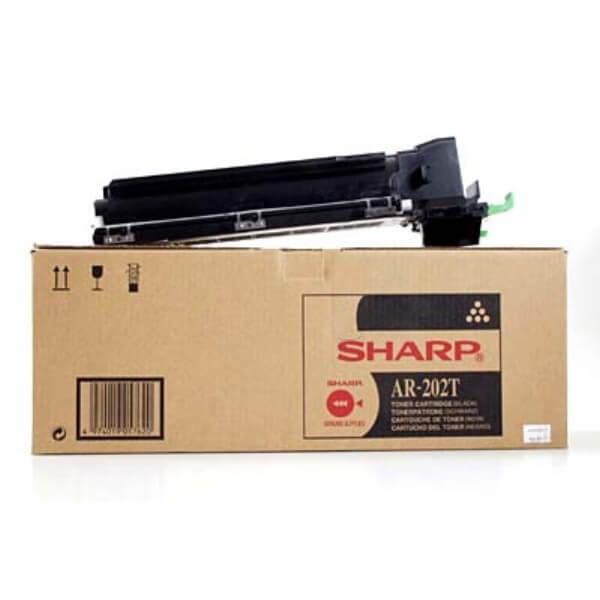 Original Sharp Toner AR-202T black - reduziert