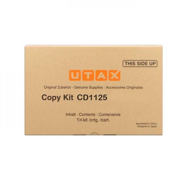 Original Utax Toner 612510110 black - Neu & OVP