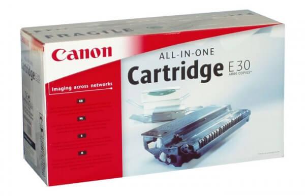 Original Canon Toner E30 1491A003 black - reduziert