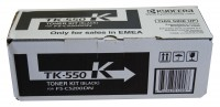 Original Kyocera Toner TK-550K black - Neu & OVP