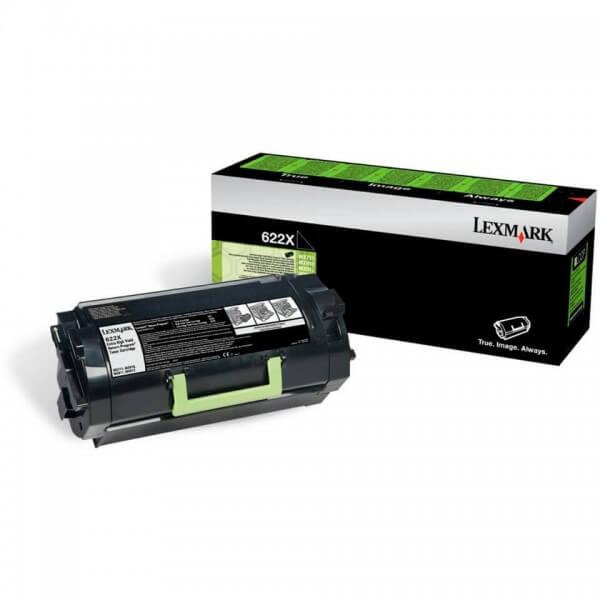 Lexmark Toner 62D2X0E black