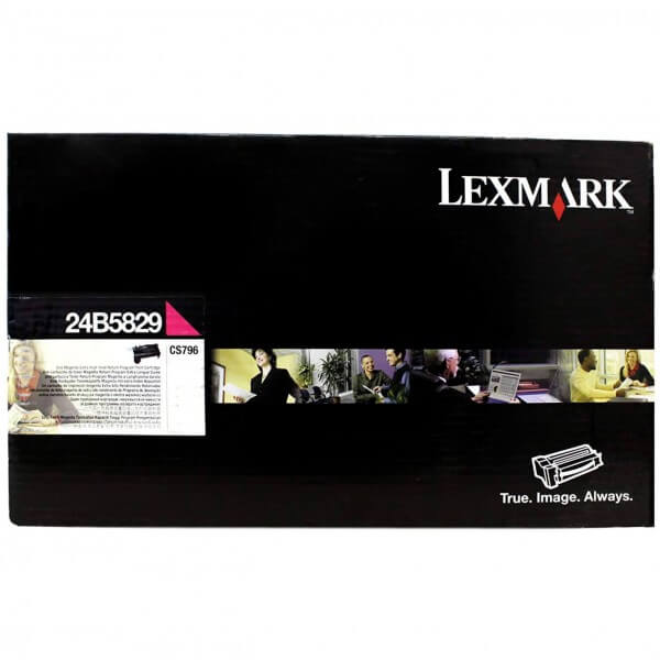 Lexmark Toner 24B5829 magenta