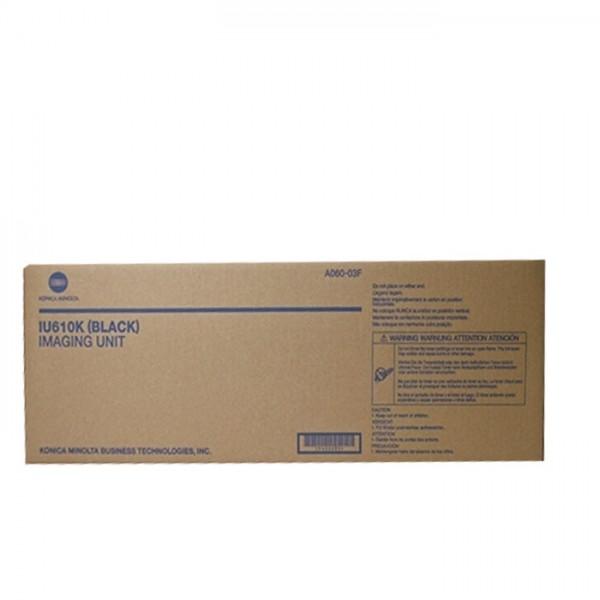 Ori. Konica Minolta Bildtrommel A060-03F black - reduziert