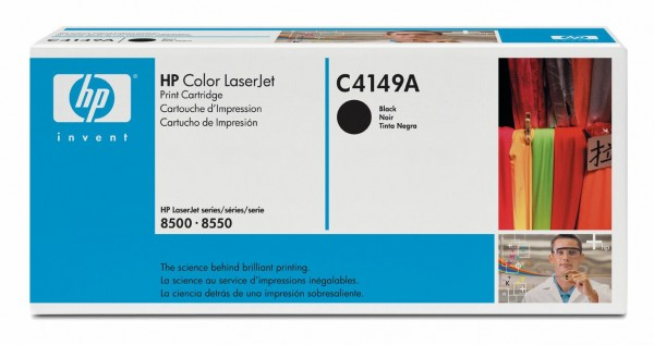 HP Color Laserjet Toner C4149A black