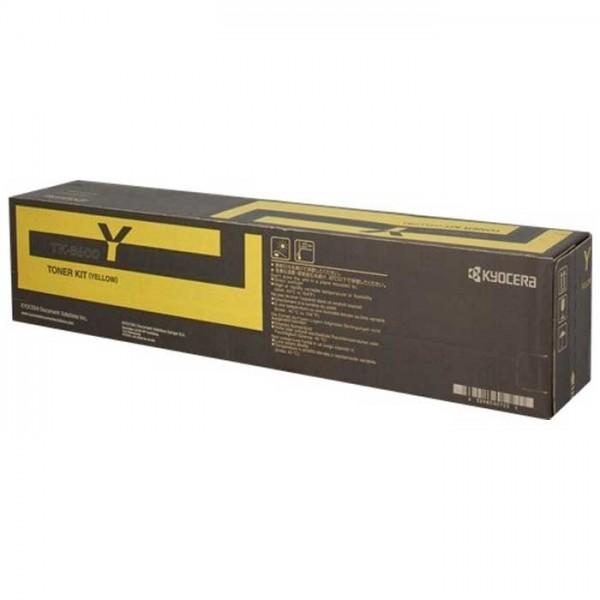 Original Kyocera Toner TK-8600Y yellow - reduziert