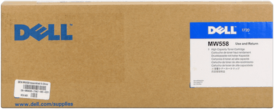 Original Dell MW558 Toner 593-10237 black - reduziert