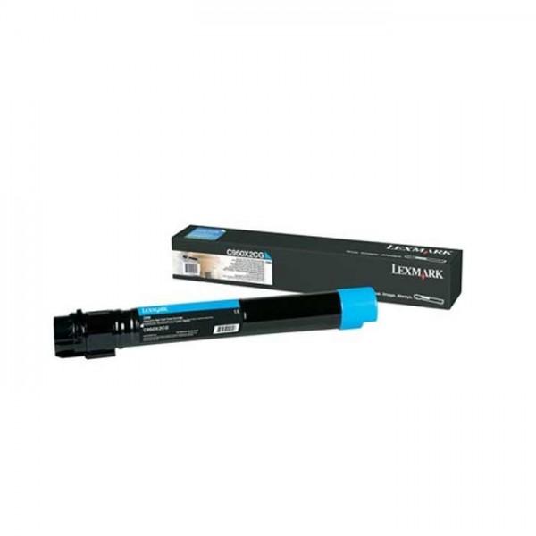 Original Lexmark Toner X950X2CG cyan - Neu & OVP