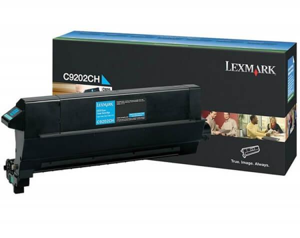 Lexmark Toner C9202CH cyan