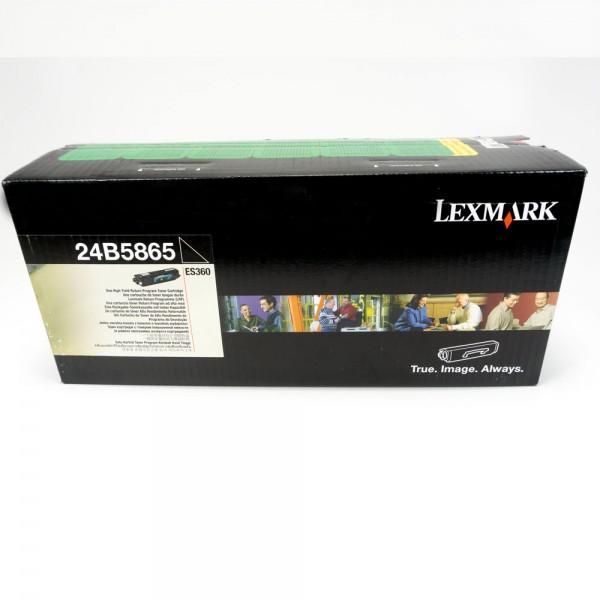 Lexmark Toner 24B5865 black