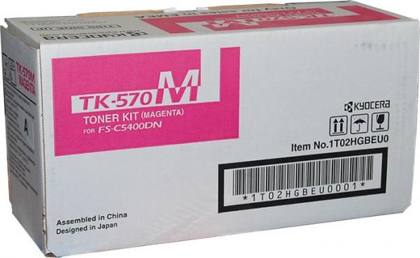 Kyocera Toner TK-570M magenta