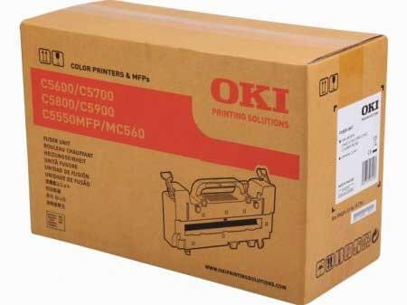 Original OKI Fuser Unit 43363203 - reduziert