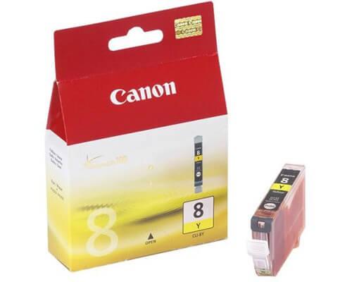 Canon Tinte CLI-8Y yellow