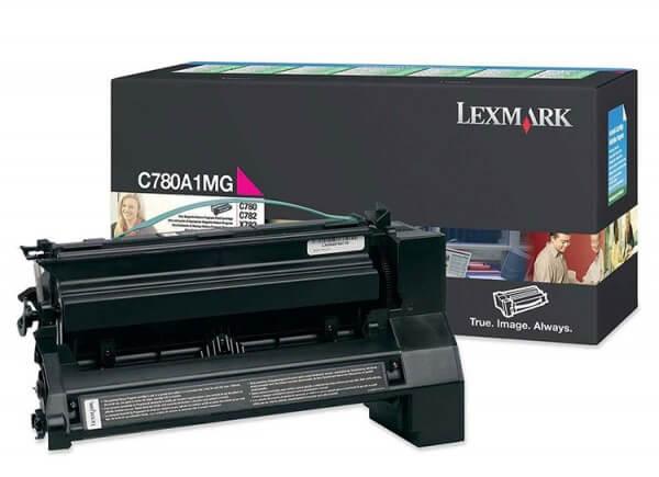 Lexmark Toner C780A1MG magenta