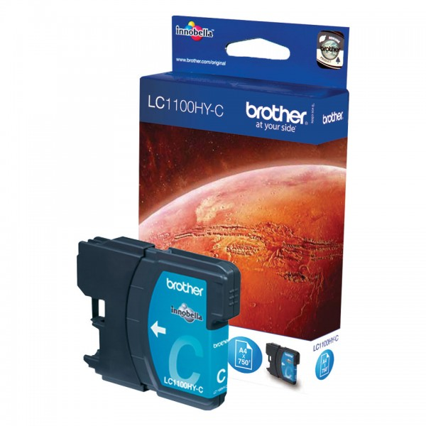 Brother Tinte LC-1100HYC cyan