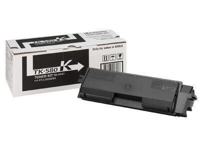 Kyocera Toner TK-580K black - reduziert