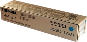 Toshiba Toner T-3511E-C cyan