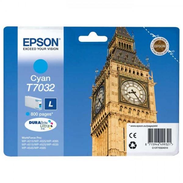 Original Epson 79XL Tinte yellow c13t79044010 - Neu & OVP