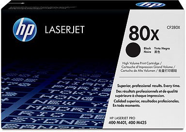 HP Laserjet Toner CF280XD Doppelpack black - reduziert