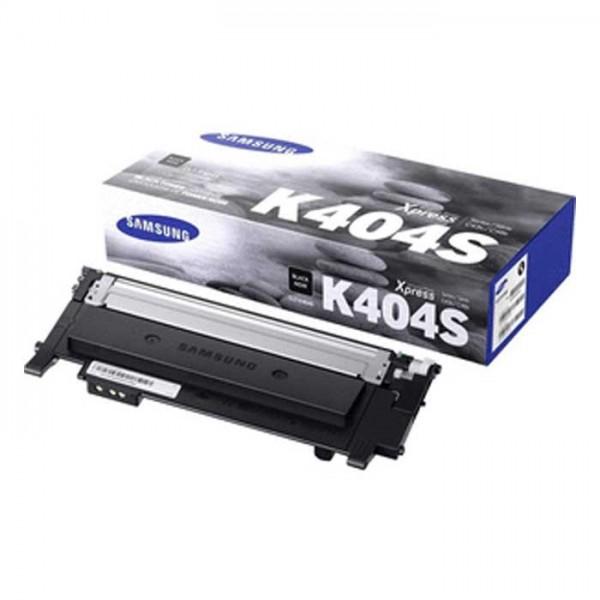 Original Samsung Toner CLT-K404S black - reduziert