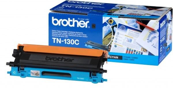 Original Brother Toner TN-130C cyan - Neu & OVP
