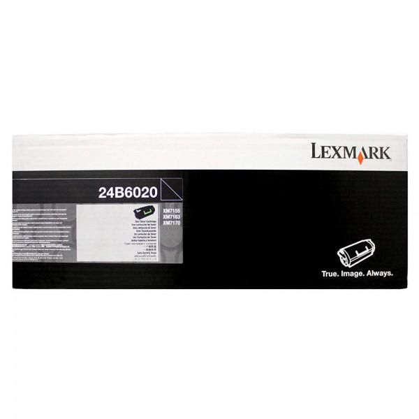 Lexmark Toner 24B6020 black