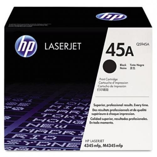 HP Laserjet Toner Q5945A black - reduziert