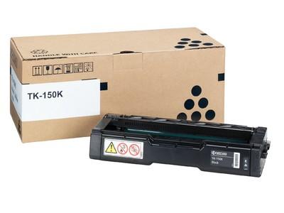 Original Kyocera Toner TK-150K black - reduziert