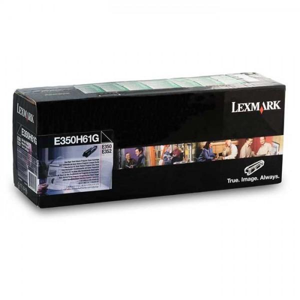 Original Lexmark Toner E350H61G black - reduziert